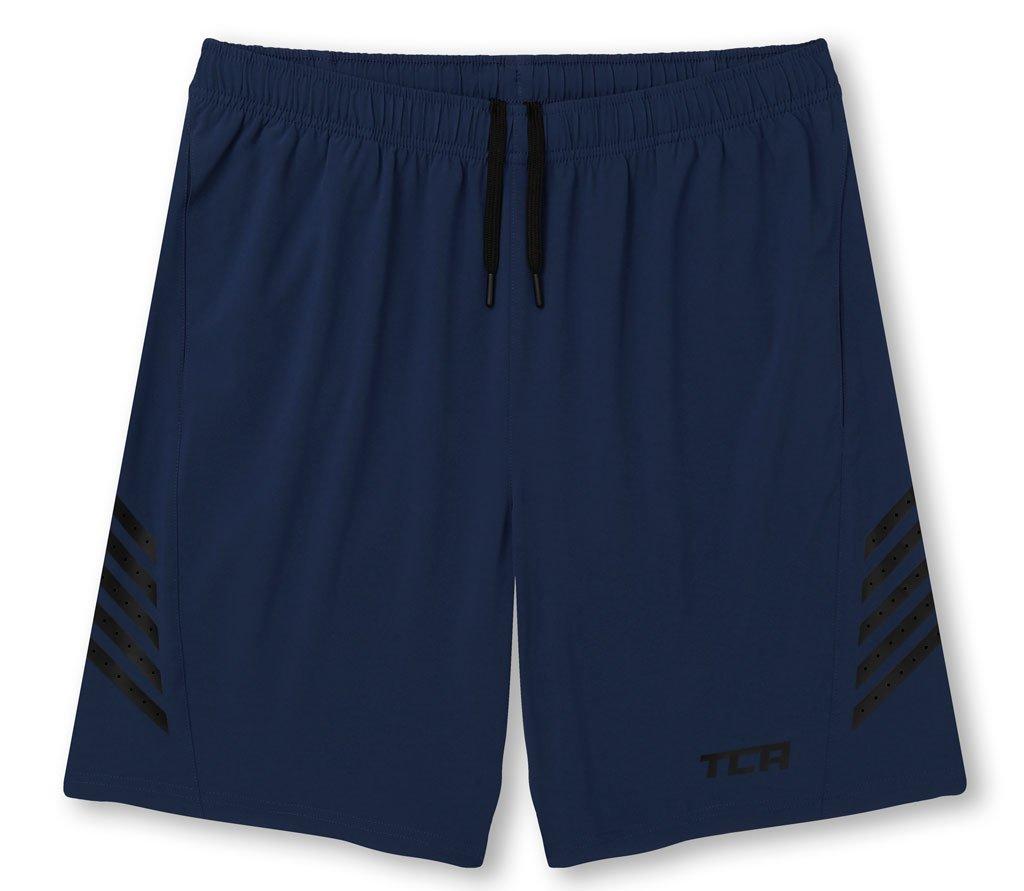 TCA Men's Laser Lightweight Running Shorts with