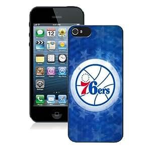 linJUN FENGNBA Philadelphia 76ers Iphone 5 Case Iphone 5s Case Phone Cases Free Shipping