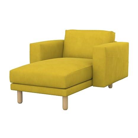 Soferia - Funda de Repuesto para IKEA NORSBORG: Amazon.es: Hogar