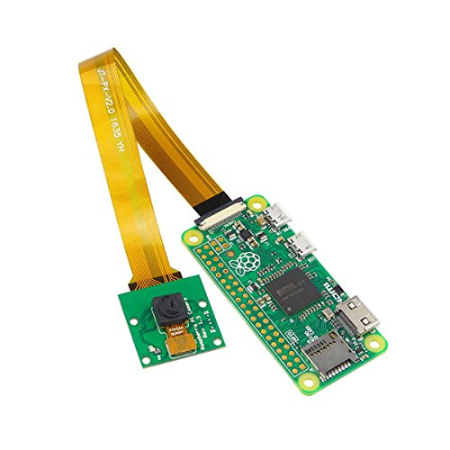 MakerFocus 2pcs Raspberry Pi Camera Cable Zero, Pi Zero Ribbon Cable Adapter 15CM 15 Pin to 22 Pin for Raspberry Pi Zero and Zero W