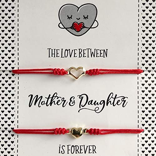 Top mother daughter bracelets set for 2 for 2019