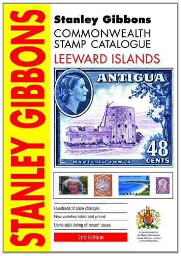 The 8 best leeward islands stamps