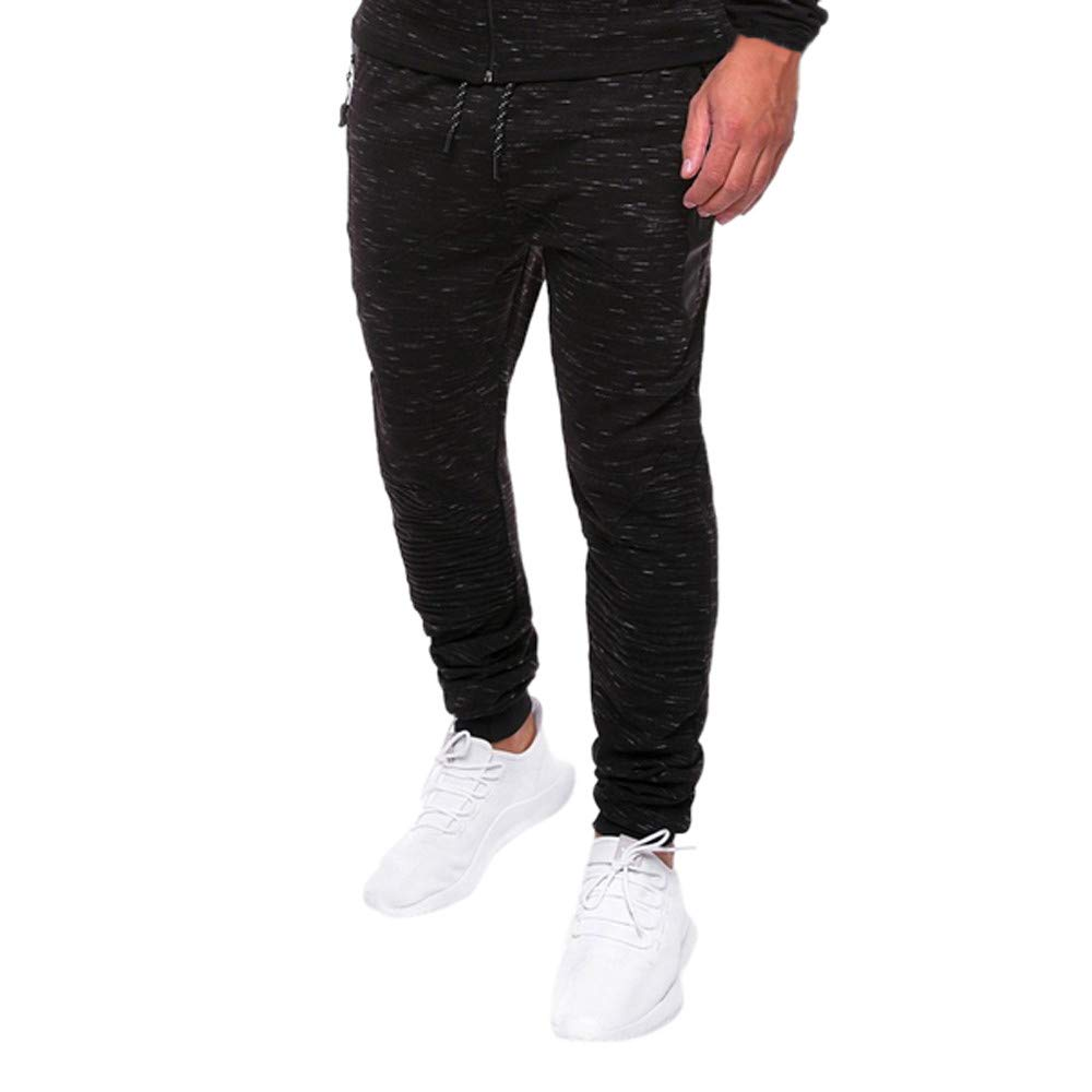 SMALLE ◕‿◕ Clearance,Pants for Men, Speckle Pocket Overalls Casual Pocket Sport Work Casual Trouser Pants