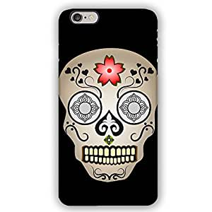 Day of the Dead Sugar Candy Skull iPhone 6 Armor Phone Case