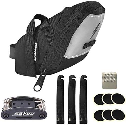 自転車サドルバッグ、シートアンダーバッグ、自転車サドルバッグ、Reflecitve自転車バッグおよび付属品