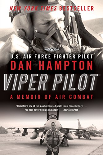 Viper Pilot: A Memoir of Air Combat cover