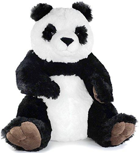 VIAHART Ma The Panda | 10 Inch Stuffed Animal Plush Bear | by Tiger Tale Toys from VIAHART