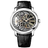 Audemars Piguet Millenary Automatic Skeleton Dial Mens Watch 15350ST.OO.D002CR.01