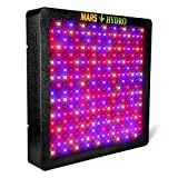Led Grow Light,MARS HYDRO Full Spectrum Grow Lights for Greenhouse Indoor Plants Veg and Flower,Growing Light Bulbs for Hydroponics (MarsII 1600 W) For Sale