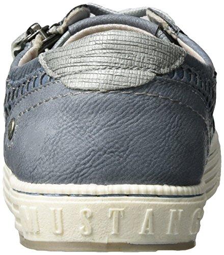 Sky Blau Basses Mustang 1246 303 875 Femme 875 Bleu Sneakers wwqgIY8