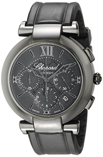 Chopard-Mens-388549-3007-RBK-Imperiale-Analog-Display-Swiss-Automatic-Black-Watch