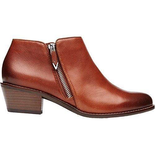 Vionic Womens Jolene Ankle Boot B07942G5LW 8.5 W US|Mocha