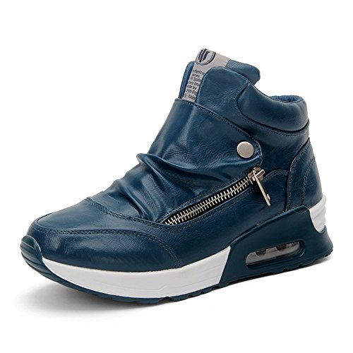 1aae4ec2949d8 low-cost High Top fashion Sneakers Increased Height Casual Platform ...