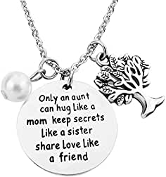 auntie necklaces
