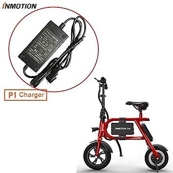 Amazon.com: mhgk - Cargador de batería para scooter ...