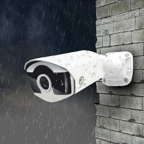 FULL HD 1080P HD-TVI TURBO HD DVR HIKVISION Technology 2MPx SONY IMX323+V30E 1//3 4H.LEDS IR-CUT IP66 Vandalproof Waterproof Metal Housing Security Camera