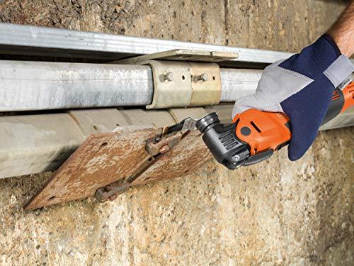 [해외구매대행 $23 00] Fein 63502236260 Starlock E-Cut Carbide Pro Hard Metal  Plunge Cut Saw Blade, TiN Coated, 1-3/4