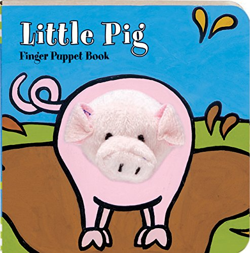 Little Pig: Finger Puppet Book (Little Finger Puppet Board Books)