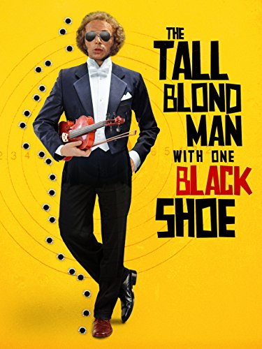 (The Tall Blond Man with One Black Shoe)