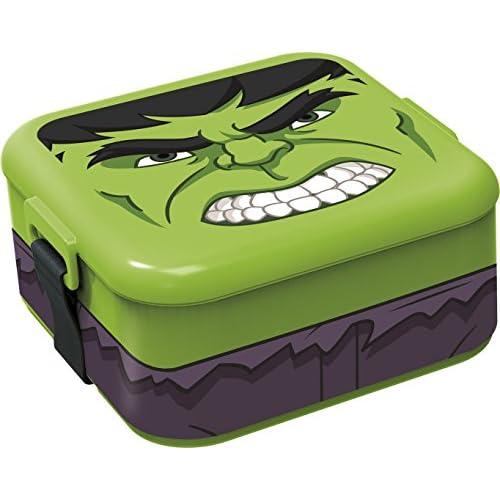 Lunch box bento Character de Avengers (0/6)