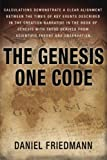 The Genesis One Code, Daniel Friedmann, 0978457218