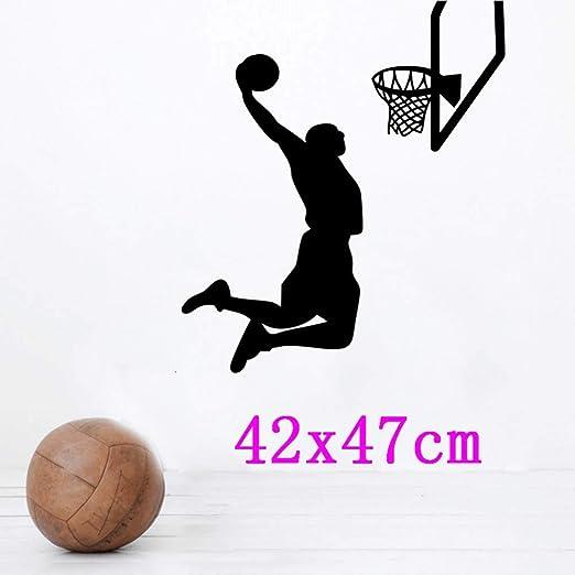LLY Adhesivos De Pared NBA, Papel Tapiz Deportivo Desmontable ...