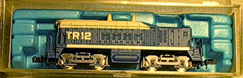 N Scale - SW-1500 Calf
