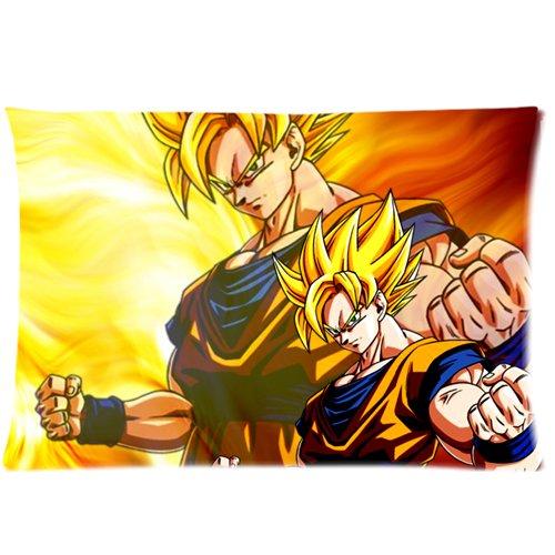 Dragon Ball Z Goku easiskins con cremallera cojín ...