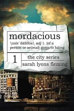book cover of Mordacious