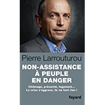 Non assistance à peuple en danger (Documents) (French Edition)