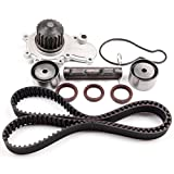 420a turbo kit - ECCPP Timing Belt Water Pump Tensioner Kit Fits 95-99 Chrysler Dodge 2.0L 420A