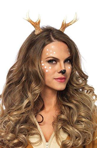 Fawn Costume Headband (Fawn Deer Horn Headband Costume Accessory)
