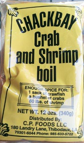 Chackbay Crab, Shrimp and Crawfish Boil (3-pack) by Chackbay Crab, Shrimp and Crawfish Boil