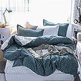 SHADEHAO Home Textile Star Night Sky Constellation Bed Linen Kid Adult Teen Boy Bedding Sets 3/4Pcs Duvet Cover Pillowcase Sheet 4 Queen
