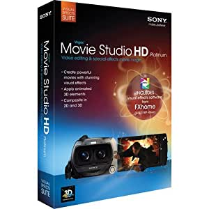 best deal on Sony Movie Studio Platinum 12 Suite