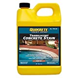 Quikrete Translucent Concrete Stain Brick Red gal - 2pack