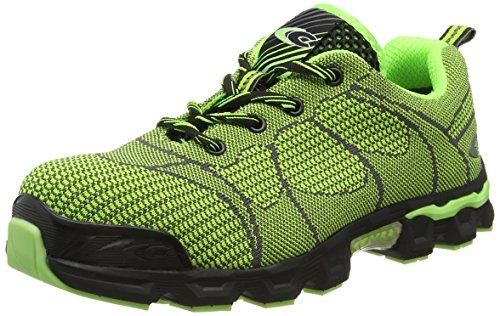 """Cofra JE009–000.w40taglia 40S1P SRC """"Beach Soccer sicurezza scarpe, colore: Lime"""