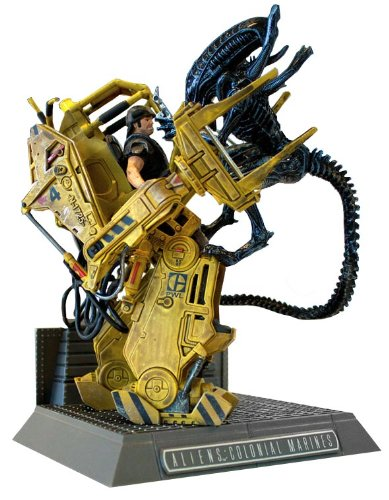 - Aliens: Colonial Marines Powerloader Figurine by Gearbox