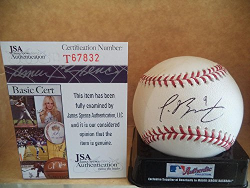 JAVIER BAEZ CHICAGO CUBS SIGNED AUTOGRAPHED M.L. BASEBALL JSA T67832 by ALL STAR CARDS & COLLECTIBLES