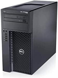 Dell T1650 Workstation E3-1220 V2 Quad Core 3.1Ghz 16GB 2TB Dual DVI (Renewed)