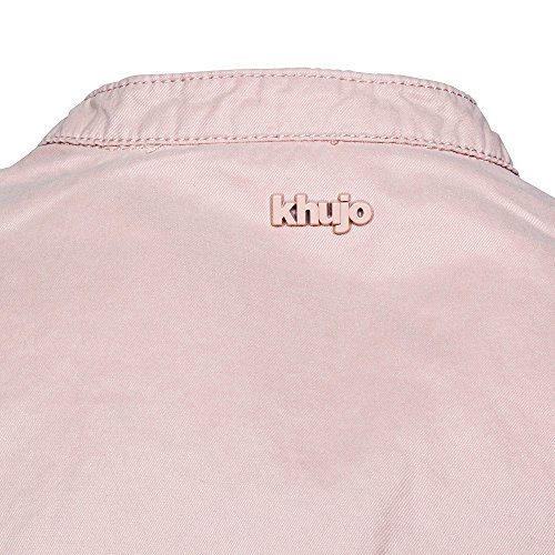 Khujo Chaqueta Nude Mujer Embroidery Para Orianna Rosa Jacket rqgwrO