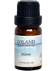 Juman Aceite Esencial de aromaterapia de 10 ml, Buena solución de Agua, Mayor concentración