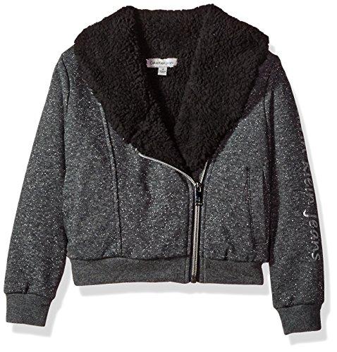 Moto Jacket Sweater - 8