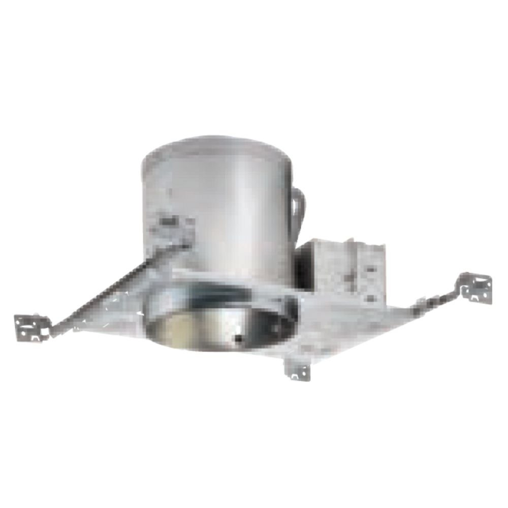 Juno Lighting ICPL618E 6-Inch IC Rated 18W Triple Vertical CFL Housing, 120V HPF Ballast