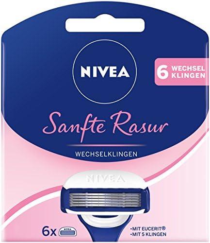 Nivea Cambio Cuchillas para oscilante articulación afeitadora para ...