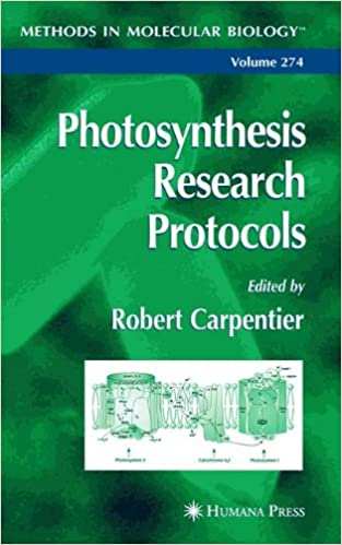 Amazon.com: Photosynthesis Research Protocols (Methods in ...
