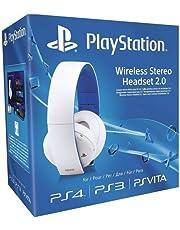 Sony Wireless Stereo Headset 2.0 White