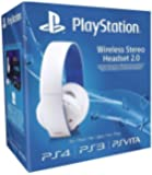 Sony Wireless Stereo Headset 2.0 White