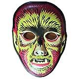 Retro-a-go-go! Electric Wolfman, Vac-Tactic Plastic Mask Wall Decor