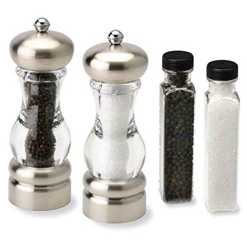 Del Norte Pepper and Salt Mill Set ()